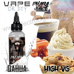 Qahua Phara Skull - Vape Or DiY - Revolute - ZHC 50 ml - 10% PG / 90% VG