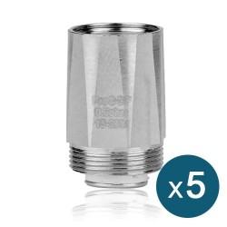 Pack 5 x résistances ProC-BF pour clearomiseur Cubis 2