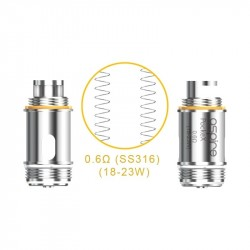 RésistanceS PockeX 0.6 ohm - Aspire