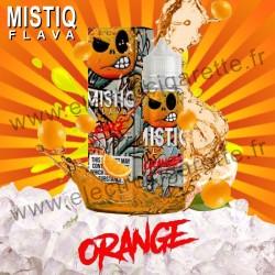 Orange ZHC - Mistiq Flava