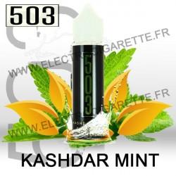 Kashdar Mint - Lasso Menthol - 503 - ZHC 50 ml