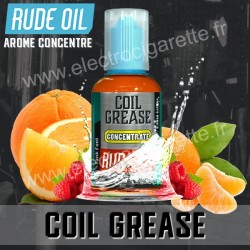 Coil Grease - Rude Oil - Arôme concentré -30 ml