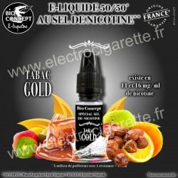 Classic Gold - Sel de Nicotine - BioConcept