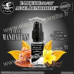 Classic Manhattan - Sel de Nicotine - BioConcept