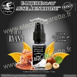Classic Ryan 4 - Sel de Nicotine - BioConcept