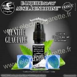 Menthe Glaciale - Sel de Nicotine - BioConcept