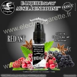 Red Ast - Sel de Nicotine - BioConcept