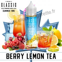 Berry Lemon Tea - Summer Time - Classic E-Juice - ZHC 50 ml
