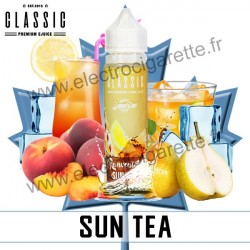 Sun Tea - Summer Time - Classic E-Juice - ZHC 50 ml