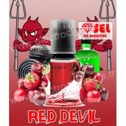 Red Devil - Avap - Sels de nicotine