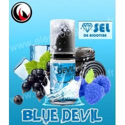 Blue Devil - Avap avec sels de nicotine