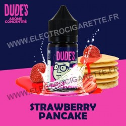 Strawberry Cake - Dude's - Concentré - 30 ml
