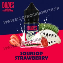 Soursop Raspberry - Dude's - Concentré - 30 ml
