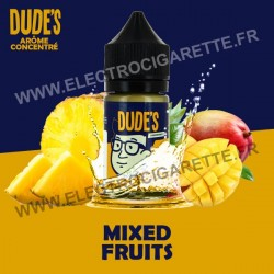 Mixed Fruits - Dude's - Concentré - 30 ml