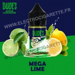 Mega Lime - Dude's - Concentré - 30 ml