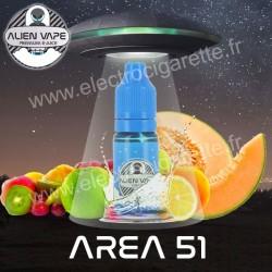Aera 51 - Alienvape - 10 ml