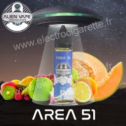 Aera 51 - Alienvape - ZHC 50 ml