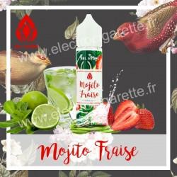 Mojito Fraise - Road Trip - Bel Arôme - ZHC 50 ml