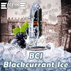 Blackcurrant Ice BCI - Vape Empire - 10 ml