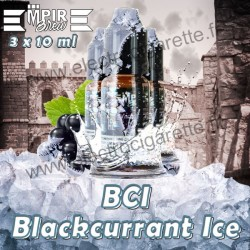 Blackcurrant Ice BCI - Empire Brew - 3x10 ml