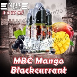 Mango Blackcurrant MBC - Empire Brew - 3x10 ml