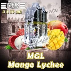 Mango Lychee MGL - Empire Brew - 3x10 ml