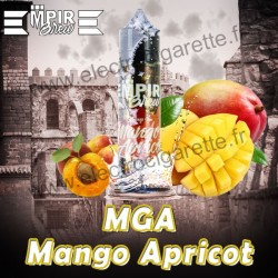 Mango Apricot MGA - Empire Brew - ZHC 50 ml