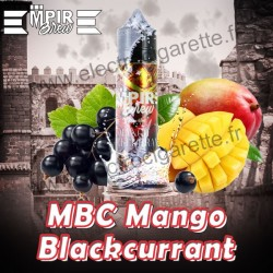 Mango Blackcurrant MBC - Empire Brew - ZHC 50 ml