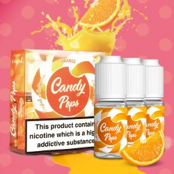 Orange - Candy Pops - 3x10 ml