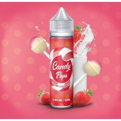 Creamy Strawberry - Candy Pops - ZHC 50 ml