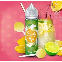 Sparklime Lemon - Candy Pops - ZHC 50 ml