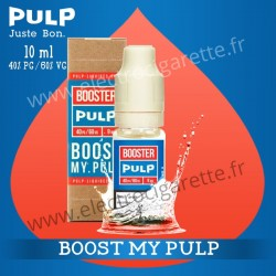 Boost My PULP - 10 ml - 40/60 - Mix Me