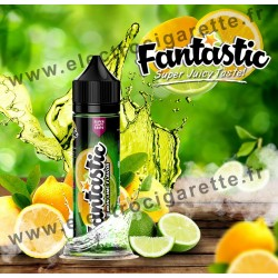 Lemon Lime - Fantastic Super Juice Taste - ZHC 50 ml