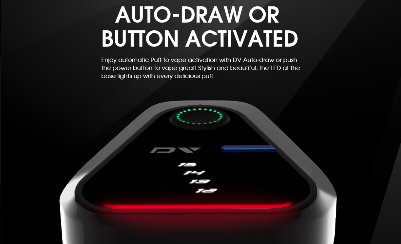 Kit DV Pod - Utilisation automatique