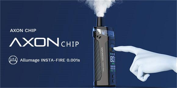 Kit Target PM80 2000mAh 4ml - Vaporesso - Chipset AXON