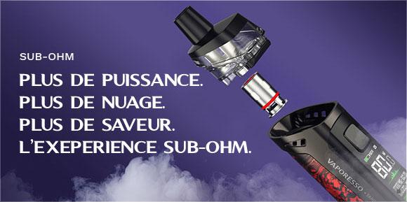 Kit Target PM80 2000mAh 4ml - Vaporesso - Sub-Ohm