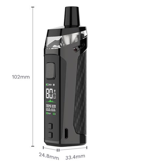 Kit Target PM80 2000mAh 4ml - Vaporesso - Taille