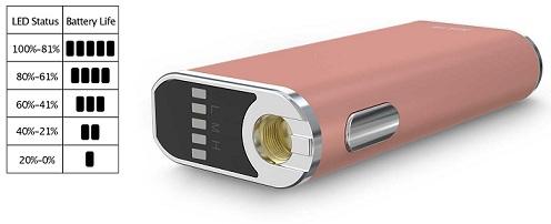 Kit Trim - Garder toujours un oeil sur l'autonnomie de votre batterie