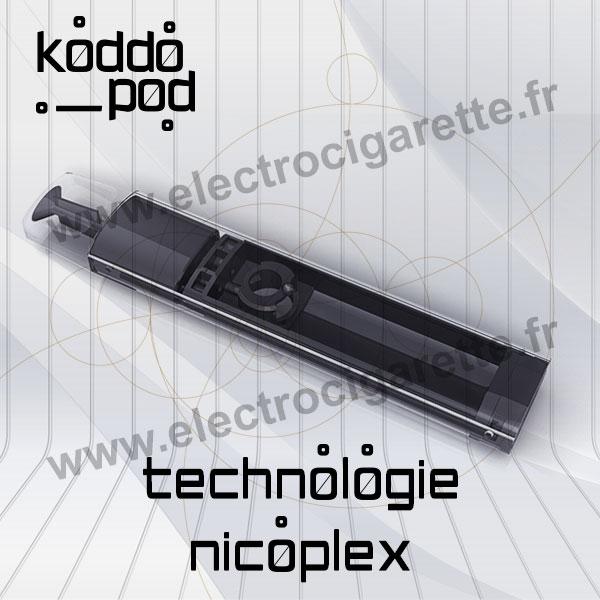 KoddoPod - Technologie Nicoplex©