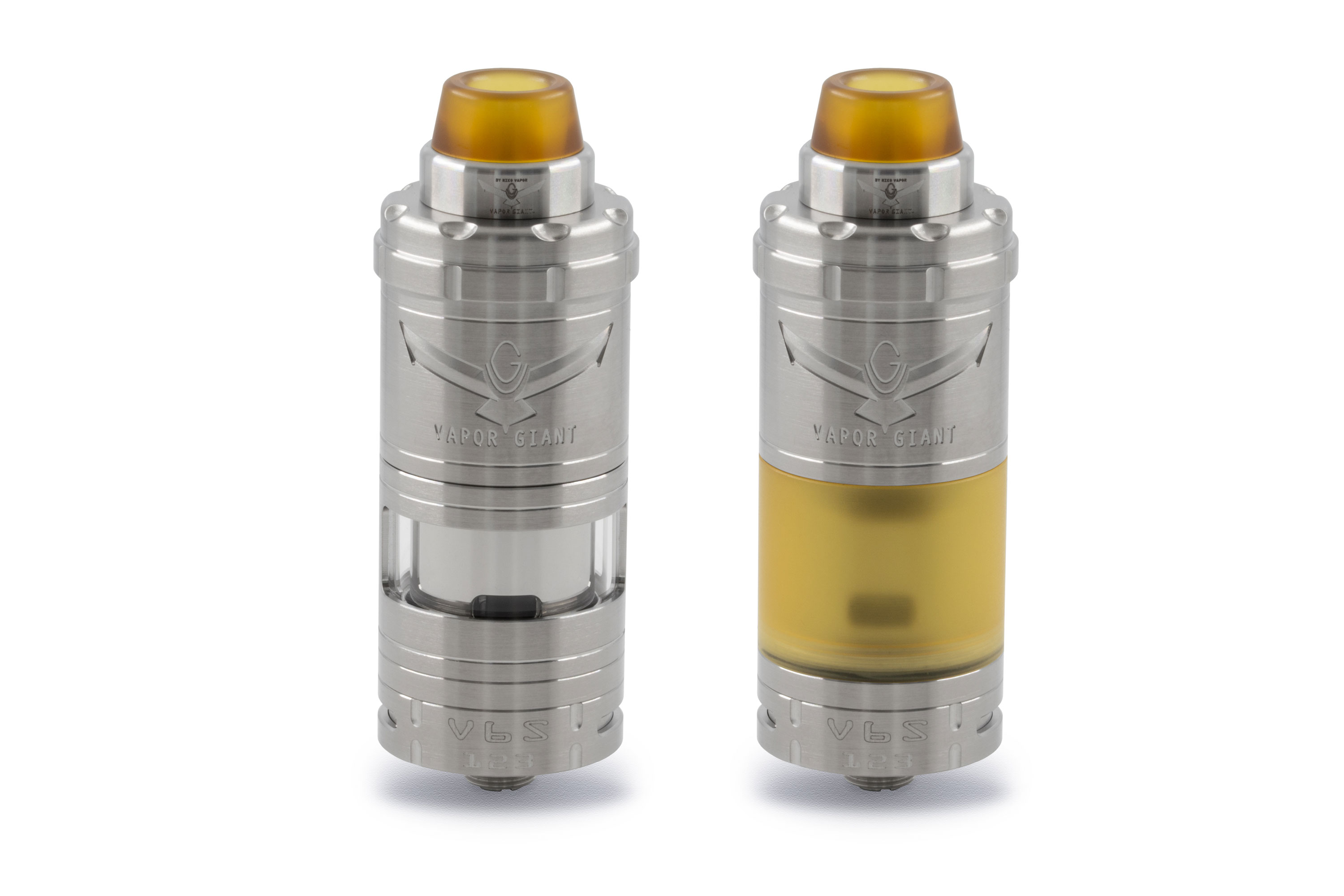 V6S Inox Vapor Giant - Double