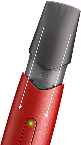ePen 3 par Vype - Clipser la capsule très simple