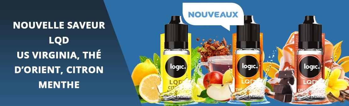 Nouvelle saveur LQD - Logic Pro