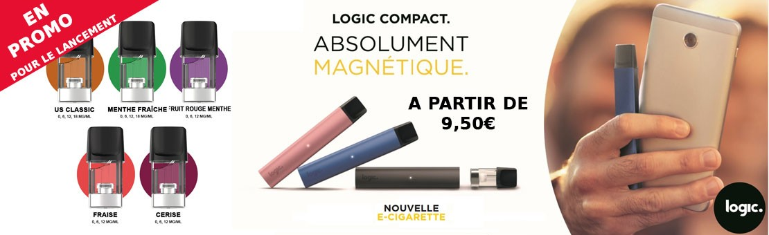 Logic Compact - Absolument magnétique